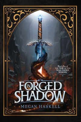 Cover for Forged in Shadow