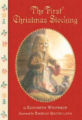 The First Christmas Stocking Cover