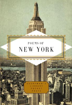 Poems of New York (Everyman's Library Pocket Poets Series) Cover Image
