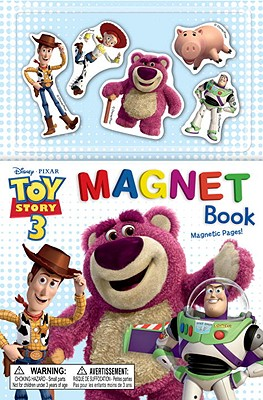Toy Story 3 Magnet Book (Disney/Pixar Toy Story 3) Cover