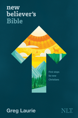 Cover for New Believer's Bible NLT (Hardcover)