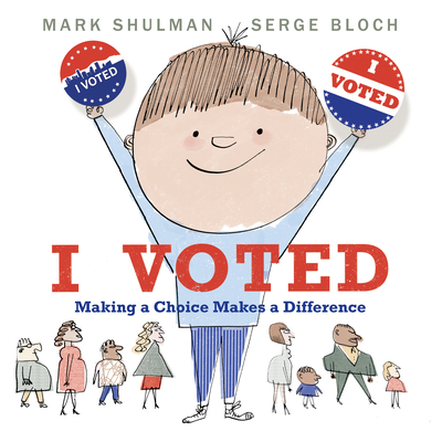 Cover for I Voted