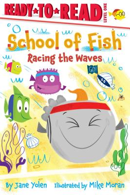 Cover for Racing the Waves