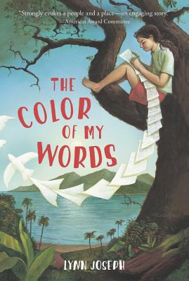 The Color of My Words Cover Image
