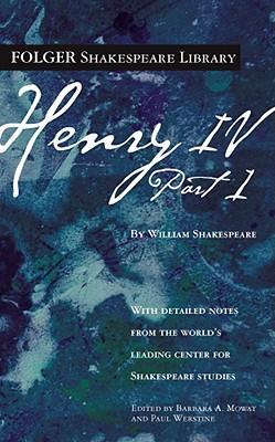 Henry IV, Part 1 (Folger Shakespeare Library) Cover Image
