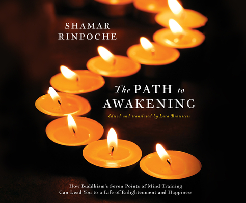 The Path to Awakening: How Buddhism's Seven Points of Mind Training Can Lead You to a Life of Enlightenment and Happiness Cover Image