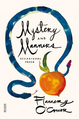 Mystery and Manners Cover