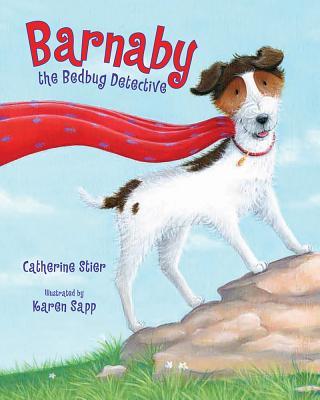 Barnaby the Bedbug Detective Cover
