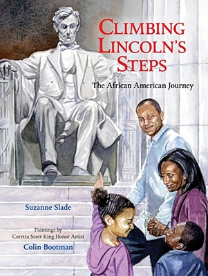 Climbing Lincoln's Steps Cover