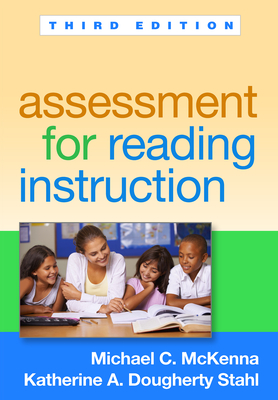Assessment for Reading Instruction, Third Edition Cover Image