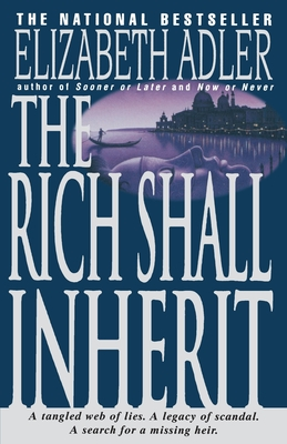 The Rich Shall Inherit Cover