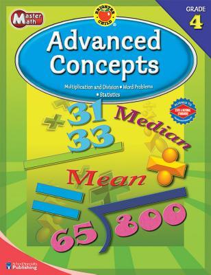 Advanced Concepts Grade 4 Cover Image