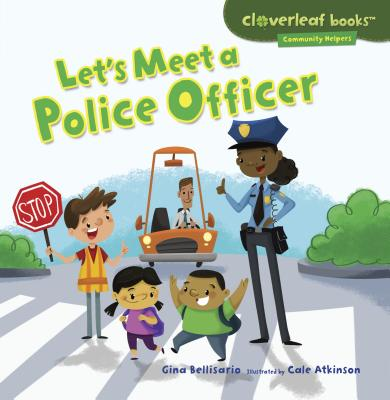 Let's Meet a Police Officer Cover