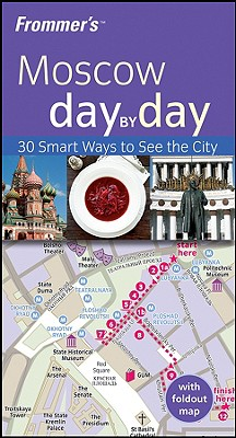 Frommer's Moscow Day by Day Cover Image