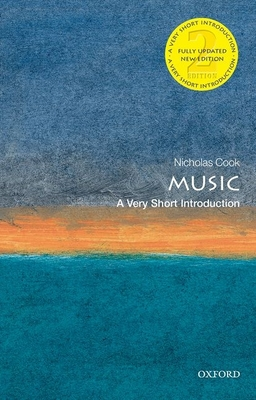 Music: A Very Short Introduction (Very Short Introductions) Cover Image