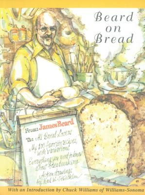 Beard on Bread Cover