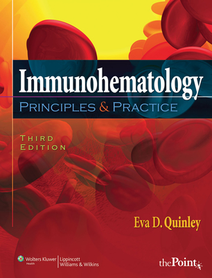 Immunohematology: Principles and Practice  Cover Image