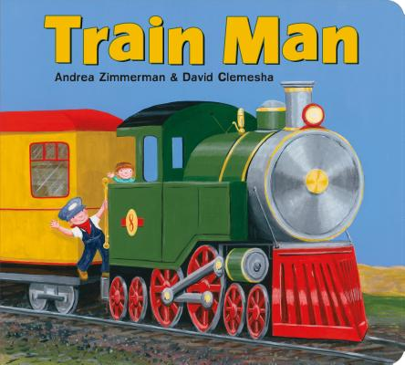 Train Man (Digger Man #3) Cover Image