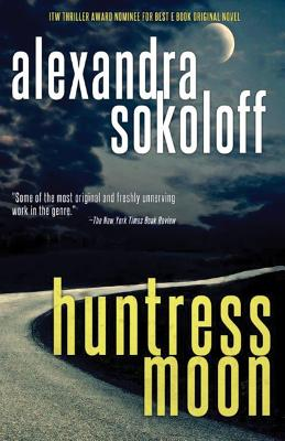 Cover for Huntress Moon (Huntress/FBI Thrillers #1)