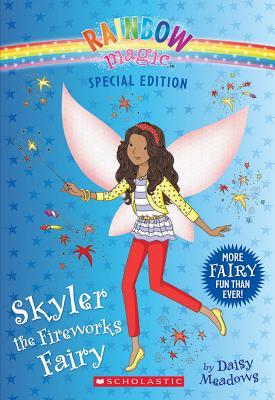 Skyler the Fireworks Fairy (Rainbow Magic: Special Edition) Cover Image