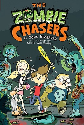 The Zombie Chasers Cover