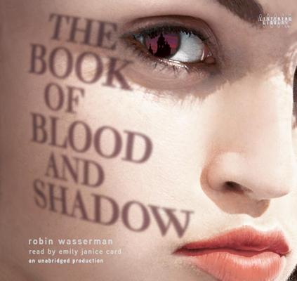 Book of Blood and Sha(lib)(CD) Cover Image