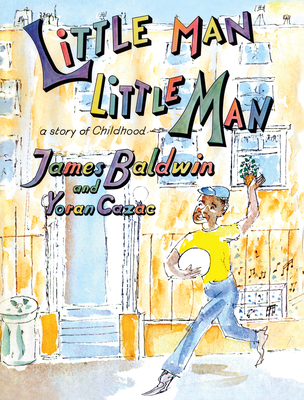 Little Man, Little Man: A Story of Childhood Cover Image