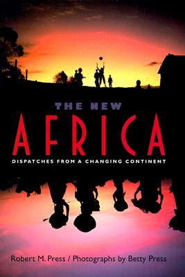 The New Africa Cover