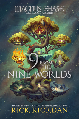 9 from the Nine Worlds (Magnus Chase and the Gods of Asgard) Cover Image