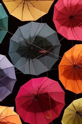 Umbrella Notebook Cover Image