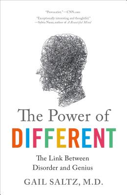 The Power of Different: The Link Between Disorder and Genius Cover Image