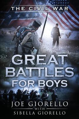 Great Battles for Boys: Civil War Cover Image