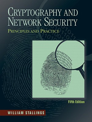 Cryptography and Network Security: Principles and Practice Cover Image