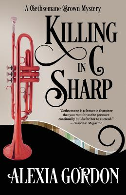 Killing in C Sharp (Gethsemane Brown Mystery #3) Cover Image