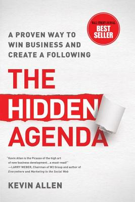 The Hidden Agenda Cover