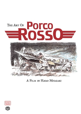 The Art of Porco Rosso Cover Image