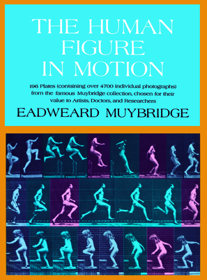 The Human Figure in Motion (Dover Anatomy for Artists) Cover Image