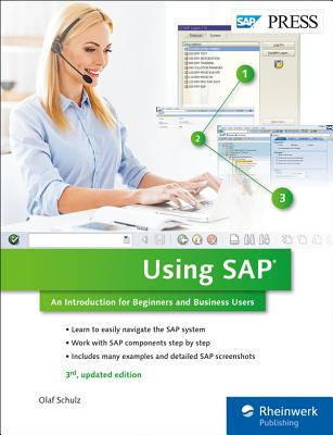 Using SAP: An Introduction for Beginners and Business Users Cover Image