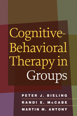 Cognitive-Behavioral Therapy in Groups Cover Image