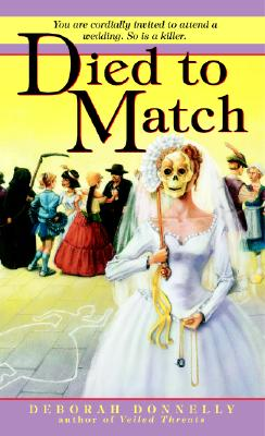 Died to Match Cover