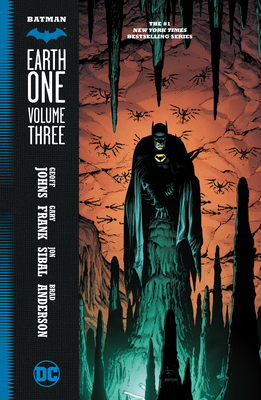 Batman: Earth One Vol. 3 Cover Image