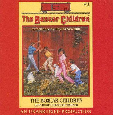 The Boxcar Children Cover