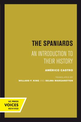 Cover for The Spaniards