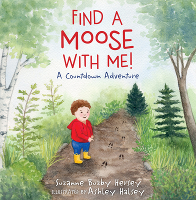 Find a Moose with Me! cover