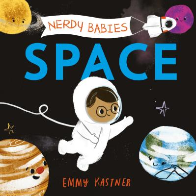Nerdy Babies: Space Cover Image