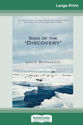 The Saga of the 'Discovery' (16pt Large Print Edition) Cover Image