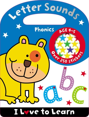 Letter Sounds: Phonics Cover Image