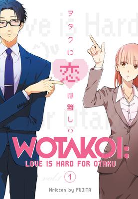 Wotakoi: Love is Hard for Otaku 1 Cover Image