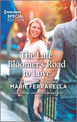 The Late Bloomer's Road to Love (Matchmaking Mamas #29) Cover Image