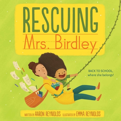 Rescuing Mrs. Birdley Cover Image
